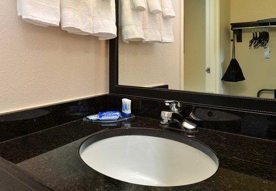Orange Park, Floryda: Guest Bathroom Vanity