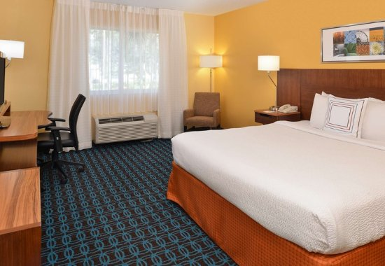 Orange Park, Floryda: King Guest Room