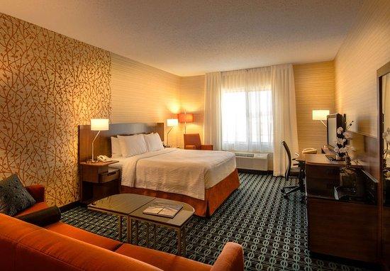 Dulles, فيرجينيا: Extended King Guest Room