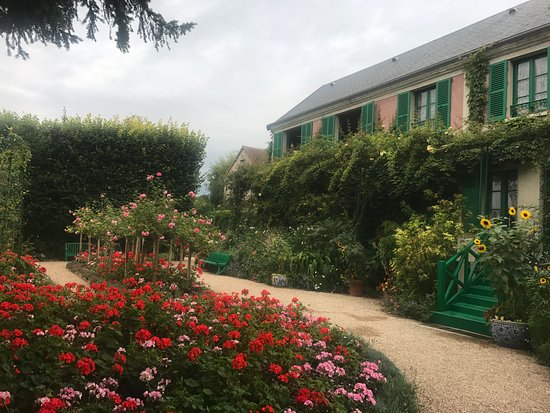 Claude Monet's House and Gardens: The home of Claude Monet, Giverny France