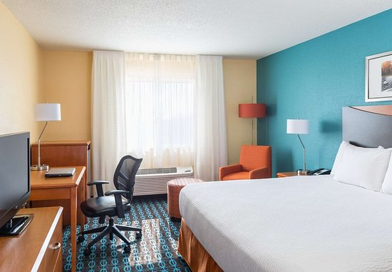 Lafayette, IN: King Guest Room
