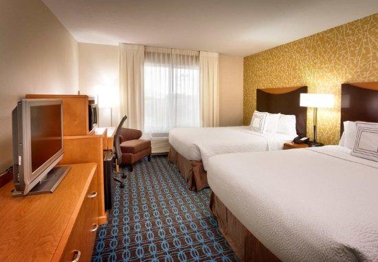 Richfield, UT: Queen/Queen Guest Room