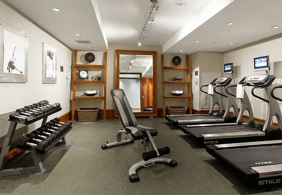Courtyard by Marriott Rochester Brighton: Fitness Center