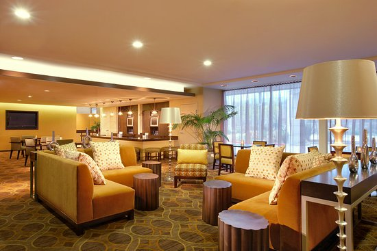 Pleasanton, Καλιφόρνια: Lounge