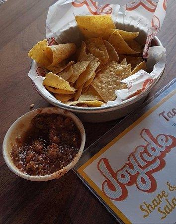 Gilbert, Arizona: Complementary Chips & Salsa 