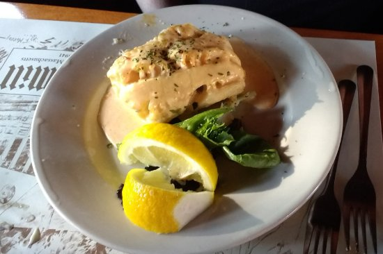 Westminster, MA : Stuffed Haddock