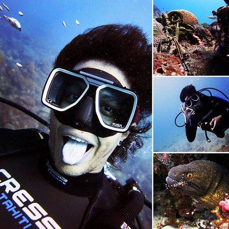 Taganga, Colombia: Diving is fun!! :)