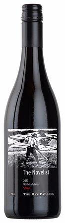 Waiheke Island, Nya Zeeland: Hay Paddock Wines