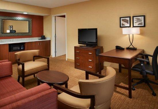 Novi, MI: Suite - Living Area