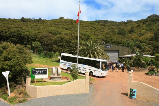 Isla Waiheke, Nueva Zelanda: Rangihoua Estate