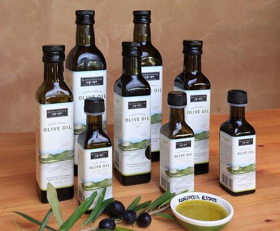 Isla Waiheke, Nueva Zelanda: The Oils