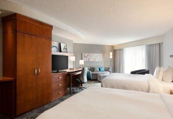 Fort Smith, أركنساس: Extended Queen/Queen Guest Room