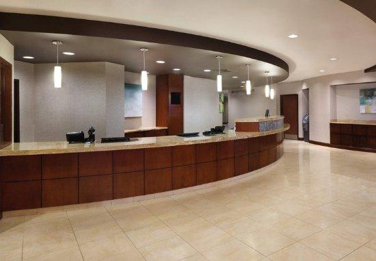 Fort Smith, أركنساس: Front Desk