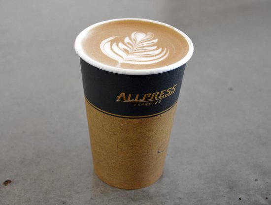 Corrimal, Australia: Allpress Espresso