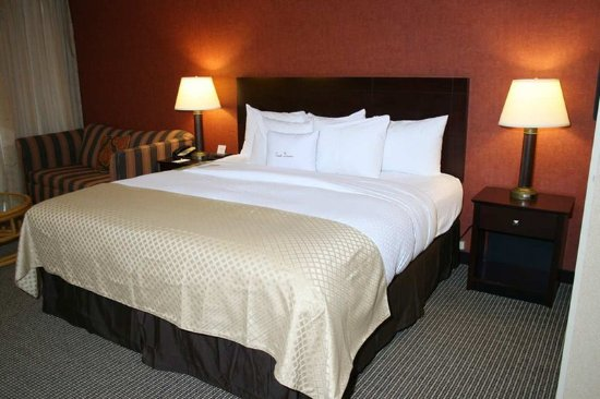 Washington, Pensilvania: King Guestroom