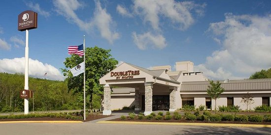Washington, Pensylwania: DoubleTree by Hilton Hotel Pittsburgh - Meadow Lands Exterior