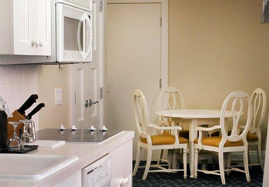 Bay Harbor, MI: King Guest Room - Kitchen