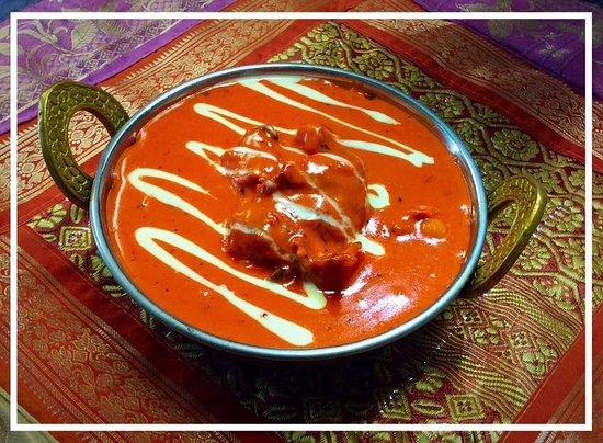 Himalaya Nepalese & Indian Restaurant: Butter Chicken