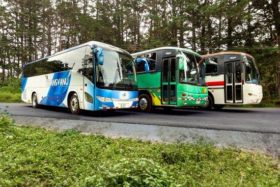 Heredia, Costa Rica: buses Transvanu