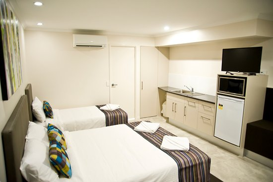 Roma, Australië: Twin Room