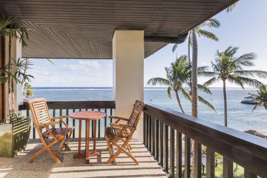 Balcony - Picture of Warwick Fiji, Viti Levu - Tripadvisor
