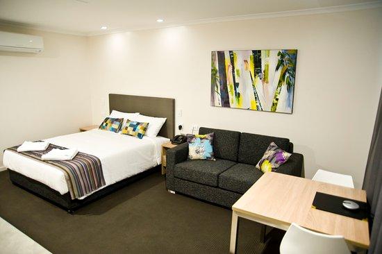 Roma, Austrália: Queen Room