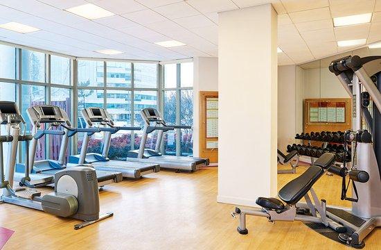 Beltsville, MD: Fitness Center