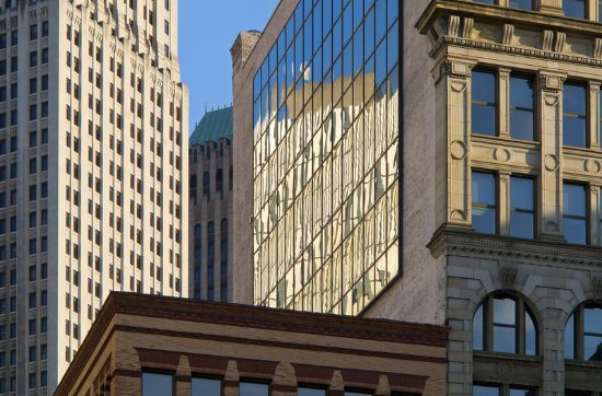 The Westin Convention Center Pittsburgh: Downtown Architecture