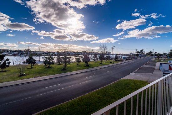Devonport, Australia: Suite Room Balcony View