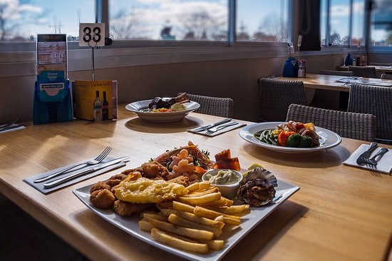 Devonport, Australia: Bistro Dining