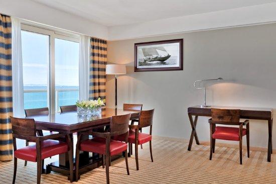 Подстрана, Хорватия: Presidential suite living room