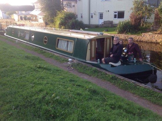 Brecon, UK: Beacon Park Boats