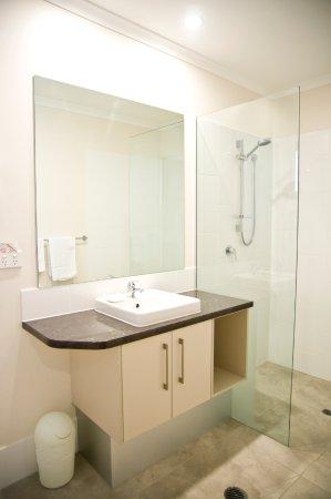 Roma, Austrália: Bathroom