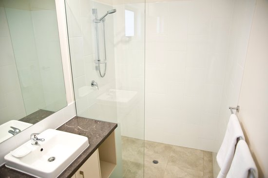 Roma, Australia: Bathroom
