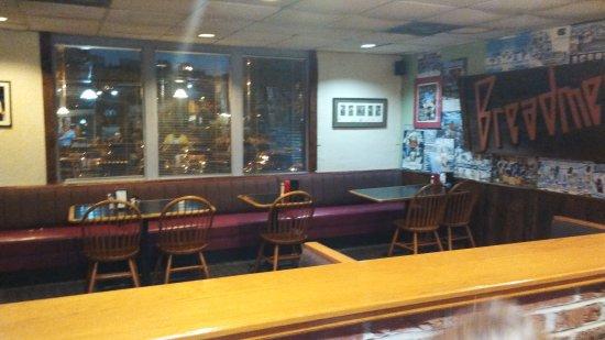 Breadmen S Restaurant Dining Area