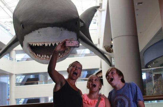 Entrada al Museo de Historia Natural de San Diego