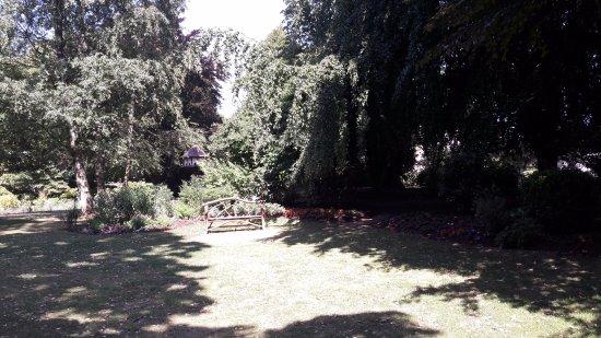 Parc Francois Mitterrand