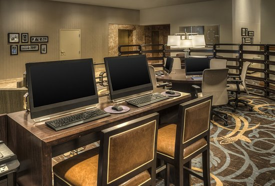 Sheraton Columbus at Capitol Square Hotel : Lobby