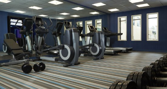 Cupertino, Kalifornien: Re:charge(SM) gym
