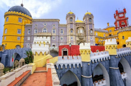 Half-Day Small-Group Sintra Tour from...