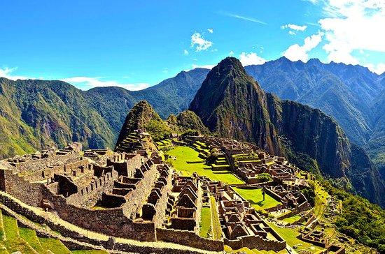 6 dagars Machu Picchu Express land