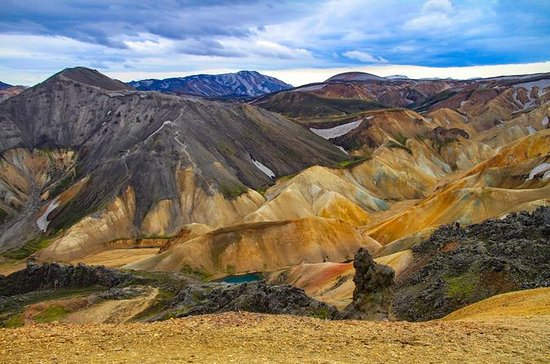 Landmannalaugar and Hekla Volcano Private  Guided Day Tour from...