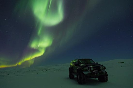 Caça ao Aurora Privada - Northern...