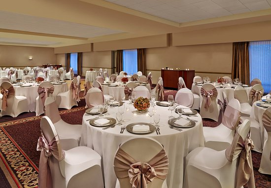 Elk Grove Village, IL: Elk Grove Ballroom Wedding