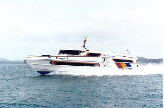 One-Way Ferry Ticket from Langkawi to Penang with Hotel Transfer