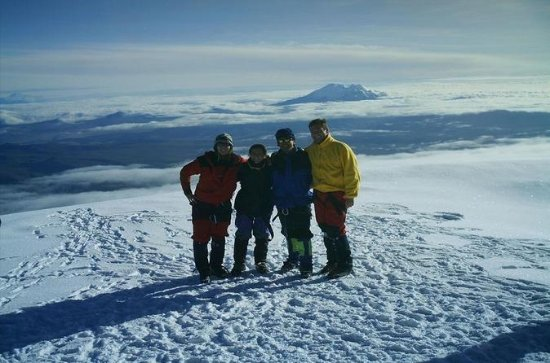 SOUTH ANDES CLIMBING ADVENTURE