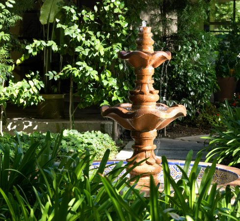 Sunnyvale, CA: Fountain