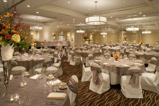 Sheraton Iowa City Hotel: Grand Ballroom