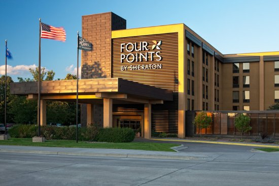 Four Points by Sheraton Mall of America Minneapolis Airport: Exterior