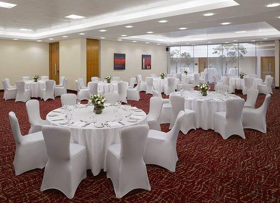West Drayton, UK: Knightsbridge Suite